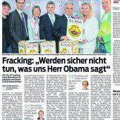 Fracking-Unterschriften
