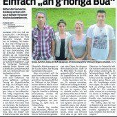 Asyl für Familie Aghajanyan
