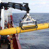 Erste U-Boot-Suche vorzeitig abgebrochen