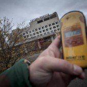 Todeszone Tschernobyl
