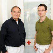 Fußach hat einen neuen Gemeindearzt