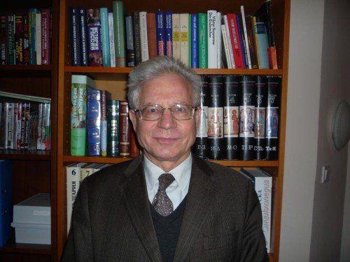 Dr. Peter Bachmaier: Die Krim-Bevölkerung wollte den Anschluss.