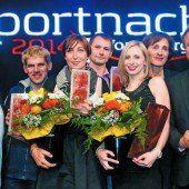 Meusburger, Schairer und die Harder Handballer ausgezeichnet