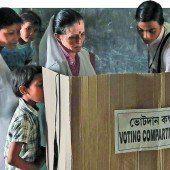 Auftakt in Indien zur längsten Wahl der Welt
