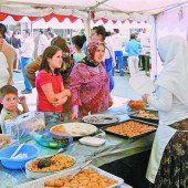 Kermes-Fest in Bludenz