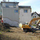 Spar startete mit Bauarbeiten die Erweiterung