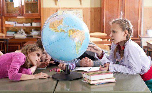 Ein Auslandsaufenthalt in jungen Jahren erweitert nicht nur den Horizont, sondern prägt auch das spätere Berufsleben.