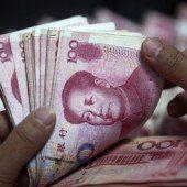 China macht ländliche Banken flüssiger