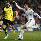 Sorgen um Weltfußballer Cristiano Ronaldo