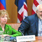 Neue Gespräche mit dem Iran