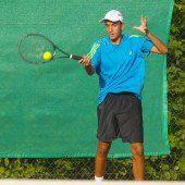 Stallduell im Halbfinale des Karl-Graf-Turniers