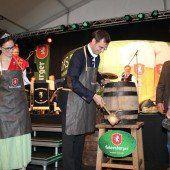 4. Fohrenburger Brauereifest in Bludenz