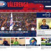 Langer im Interview auf der Valerenga-Seite