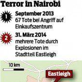 Wieder Todesopfer bei Terror-Akt in Kenia
