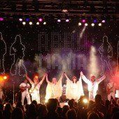 ABBA-Mania: Pop, der auch gestern Abend in Bregenz Generationen verband