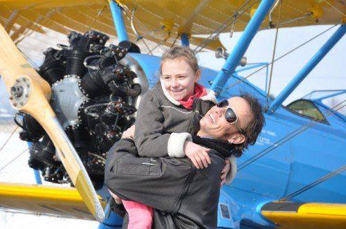 Am Tag des Flugsports am Ostermontag in Hohenems dreht sich alles um das Thema Fliegen.               foto: veranstalter