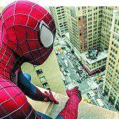 Spider-Man wirft wieder seine Netze aus