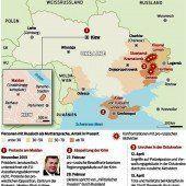 NATO rüstet in Osteuropa auf