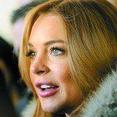 Lindsay Lohan erlitt Fehlgeburt