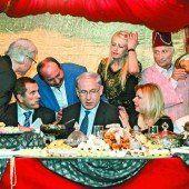 Opulentes Mahl zum Abschluss des Pessach-Fests