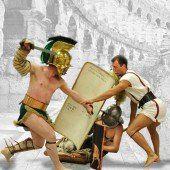Gladiatoren hautnah
