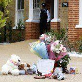 Drei Kinderleichen in Wohnhaus entdeckt
