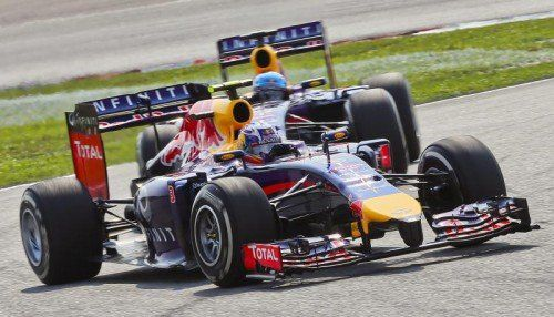 Für Sebastian Vettel klingen die neuen Formel-1-Boliden nicht gut. Foto: apa