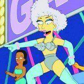 Lady Gaga ist bei den Simpsons unerwünscht