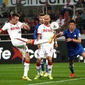 Köln feiert die Rückkehr in die Bundesliga