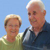 Rosmarie und Franz Jussel feiern goldene Hochzeit