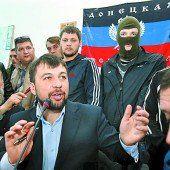 Ukraine bleibt Krisenherd