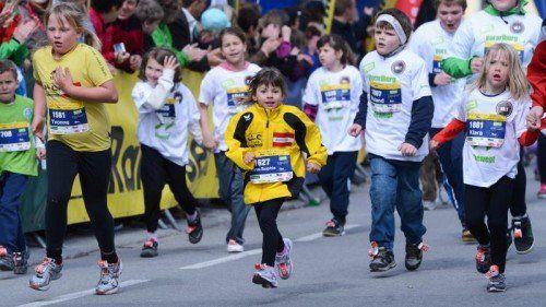 Große Emotionen, sportliche Helden, ausgelassene Stimmung. foto: Stadt bludenz/Lerch