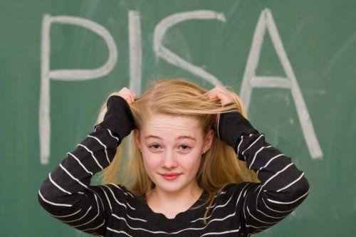 Hat nicht eben erst eine PISA-Studie den österreichischen Nachholbedarf in Sachen Bildung untermauert? Foto: vn/steurer