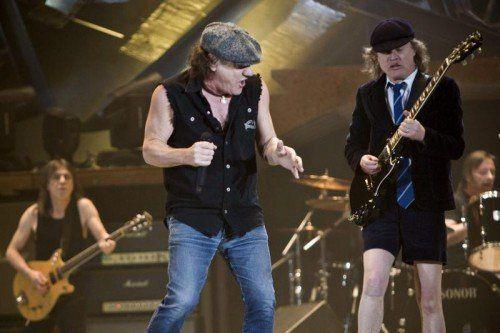 """""""Highway to Hell"""" ist einer der größten Hits von AC/DC."""