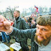 Ukraine setzt Militär ein