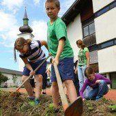Jugendliche machen Umweltschutz vor