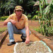 Als Biobauer in Ostafrika