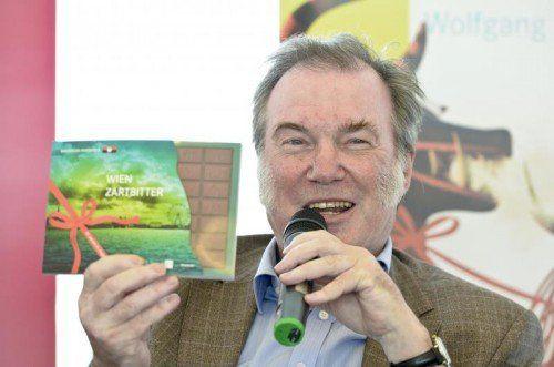 Intendant Pountney meldete Rekordvorverkauf.  FOTO: APA