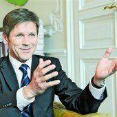 Minister Josef Ostermayer hält sich für nicht kanzlertauglich