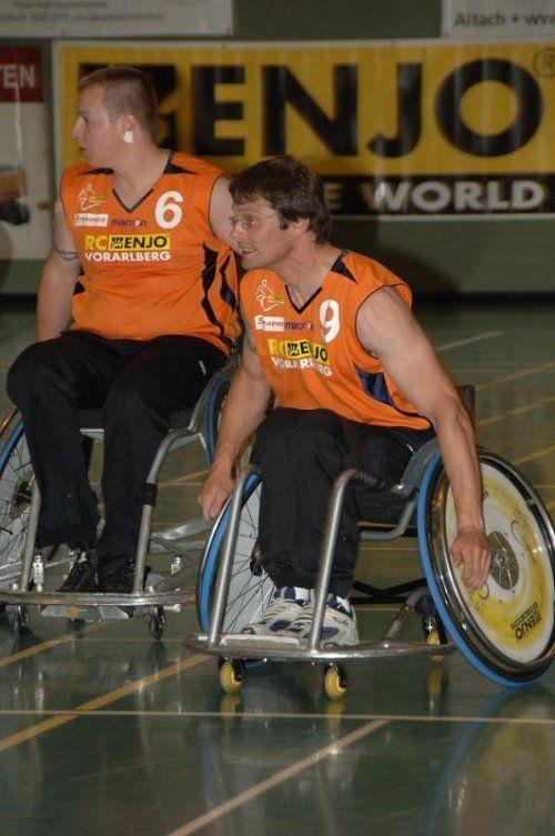 Jürgen Egle ist beim GastgeberTeam im Einsatz. Foto: Privat