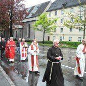 Prozession der Kapuziner