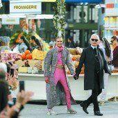 Was Karl Lagerfeld kann, können wir schon lange