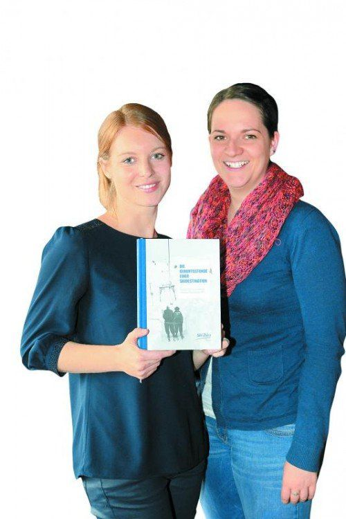 Katharina Rohner und Nadine Gmeiner. Fotos: ame