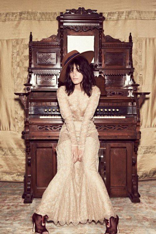 """Katie Melua: """"Musik ist mein Sauerstoff."""" foto: veranstalter"""