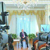 Putin warnt auch die EU vor Gasengpässen