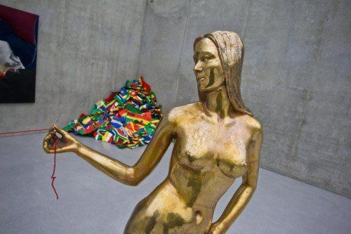 KUB, Kunsthaus bregenz, Ausstellung, Pascale Marthine Tayou