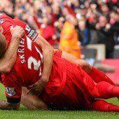Liverpool trauert und feiert: 19. Meistertitel rückt näher