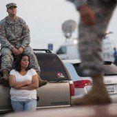 Tödliche Schüsse auf US-Militärstützpunkt