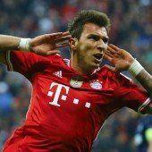 FC Bayern knackt United-Wall
