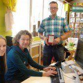 Bibliothek Schlins künftig mit E-Medien